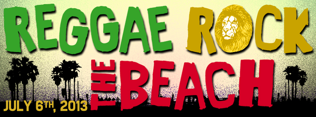 reggae rocks the beach